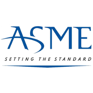 American Society of Mechanical Engineers ASME logo